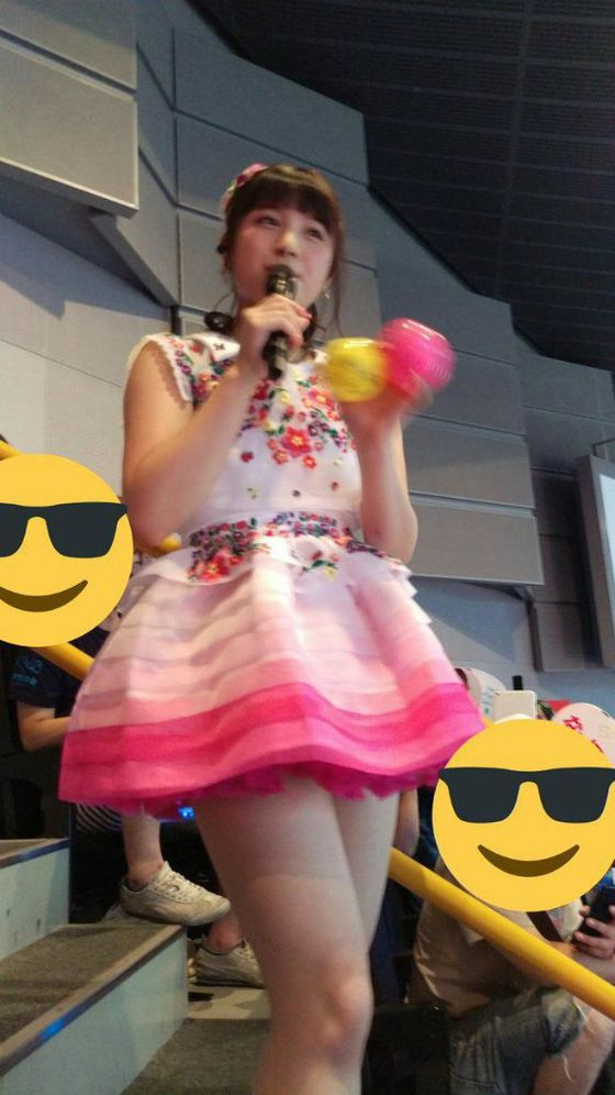 AKB48 感謝祭で至近距離から撮られた太ももショット 画像27枚 11