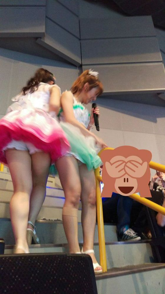AKB48 感謝祭で至近距離から撮られた太ももショット 画像27枚 13