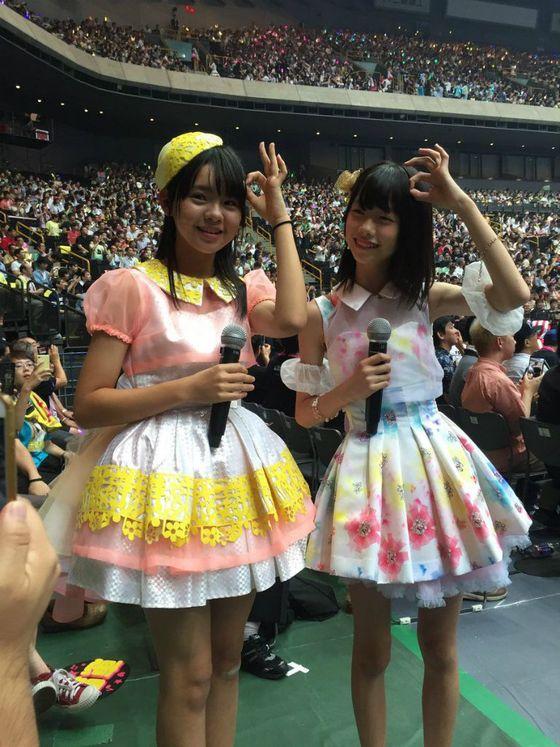 AKB48 感謝祭で至近距離から撮られた太ももショット 画像27枚 4