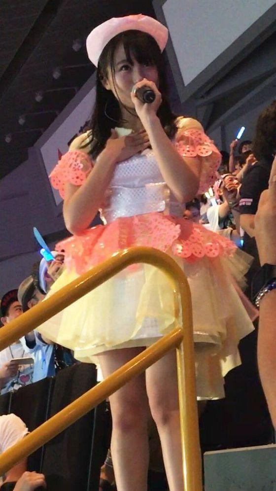 AKB48 感謝祭で至近距離から撮られた太ももショット 画像27枚 5