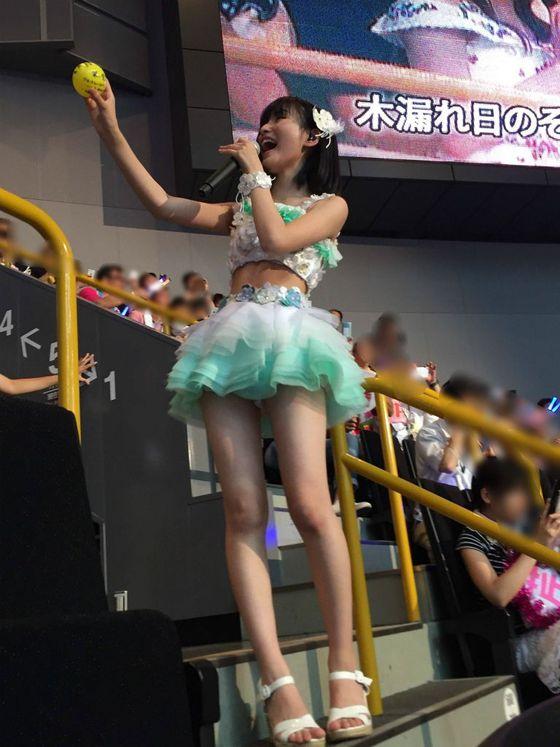 AKB48 感謝祭で至近距離から撮られた太ももショット 画像27枚 9