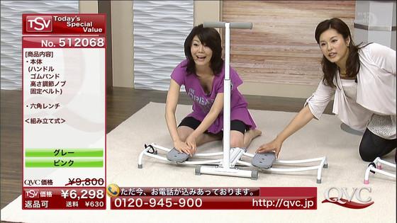 胸チラを注文したくなるテレビ通販番組のお宝キャプ 画像38枚 25