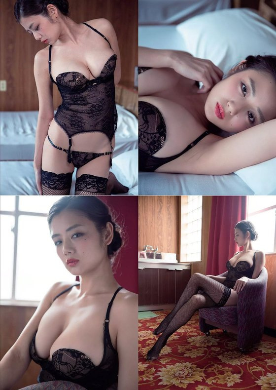 片山萌美 写真集人魚の先行全裸セミヌード 画像24枚 9