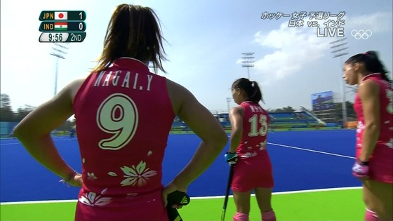 女子ホッケーリオオリンピック日本代表キャプ 画像30枚 12