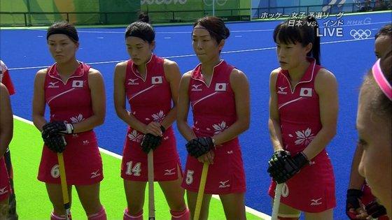 女子ホッケーリオオリンピック日本代表キャプ 画像30枚 19