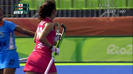 女子ホッケーリオオリンピック日本代表キャプ 画像30枚 9