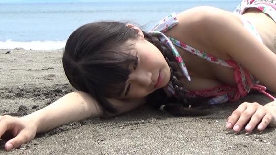 牧野真莉愛 写真集Mariaのメイキング動画水着姿キャプ 画像29枚 9