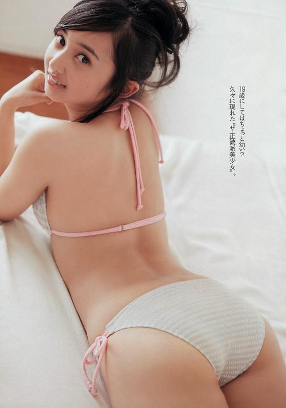 小宮有紗 スレンダー美脚と太ももが眩しい水着グラビア 画像25枚 15