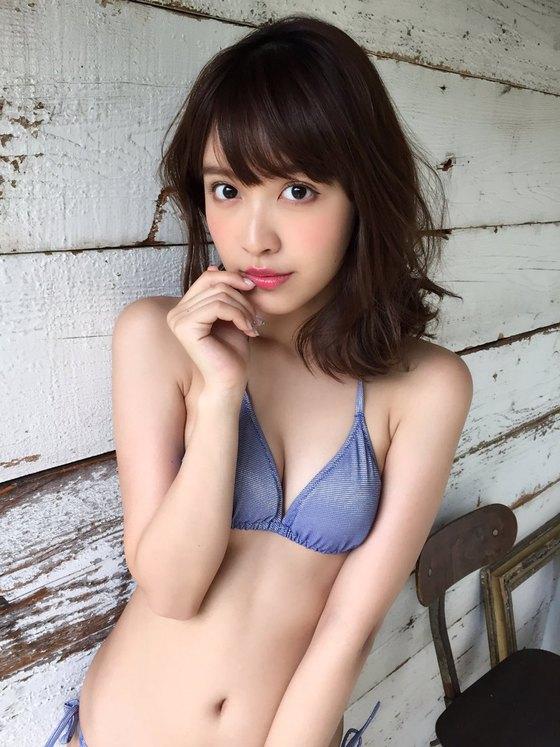 松本愛 ヤングアニマルのCカップ水着グラビア 画像24枚 11