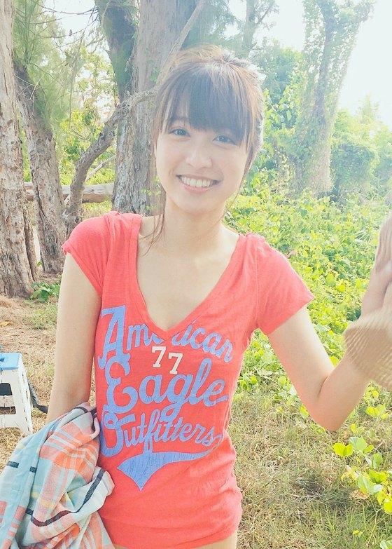 松本愛 ヤングアニマルのCカップ水着グラビア 画像24枚 9