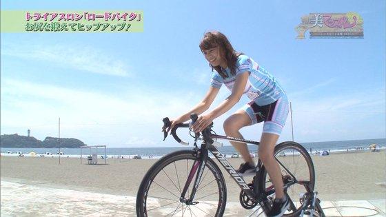 久松郁実 ロードバイクのむっちりお尻と太ももキャプ 画像20枚 5
