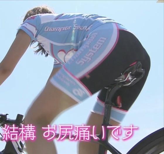 久松郁実 ロードバイクのむっちりお尻と太ももキャプ 画像20枚 8