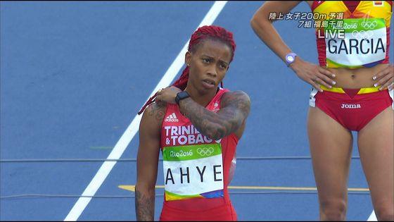リオ五輪陸上女子選手達の筋肉と下半身キャプ 画像32枚 12