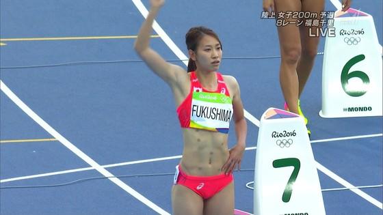 リオ五輪陸上女子選手達の筋肉と下半身キャプ 画像32枚 16