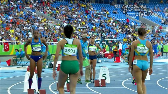 リオ五輪陸上女子選手達の筋肉と下半身キャプ 画像32枚 19