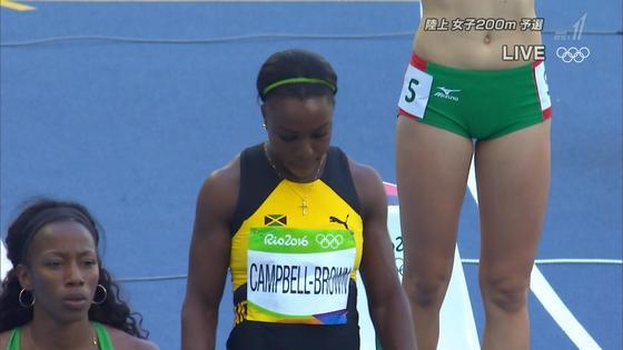 リオ五輪陸上女子選手達の筋肉と下半身キャプ 画像32枚 20