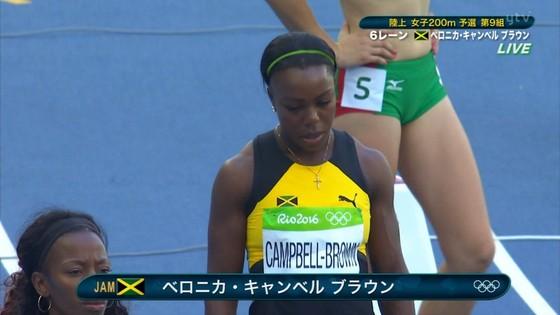 リオ五輪陸上女子選手達の筋肉と下半身キャプ 画像32枚 21