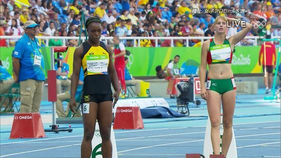リオ五輪陸上女子選手達の筋肉と下半身キャプ 画像32枚 23