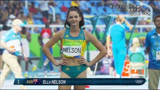 リオ五輪陸上女子選手達の筋肉と下半身キャプ 画像32枚 24