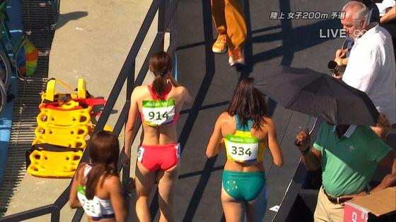 リオ五輪陸上女子選手達の筋肉と下半身キャプ 画像32枚 26