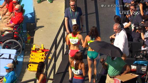 リオ五輪陸上女子選手達の筋肉と下半身キャプ 画像32枚 27