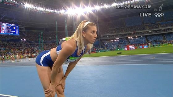 リオ五輪陸上女子選手達の筋肉と下半身キャプ 画像32枚 28
