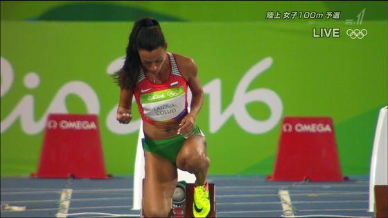 リオ五輪陸上女子選手達の筋肉と下半身キャプ 画像32枚 4