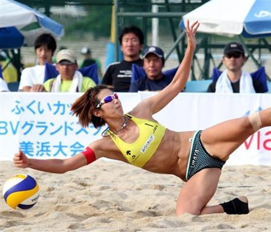 女子ビーチバレー選手達の股間やお尻の食い込みに注目 画像44枚 12