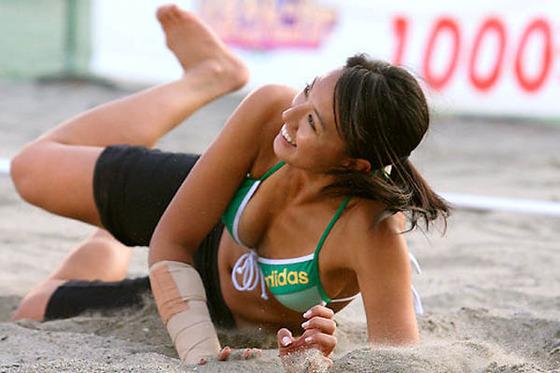 女子ビーチバレー選手達の股間やお尻の食い込みに注目 画像44枚 23