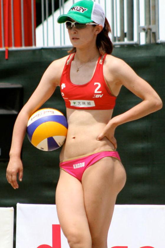 女子ビーチバレー選手達の股間やお尻の食い込みに注目 画像44枚 24