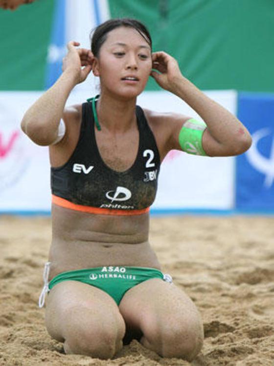 女子ビーチバレー選手達の股間やお尻の食い込みに注目 画像44枚 26