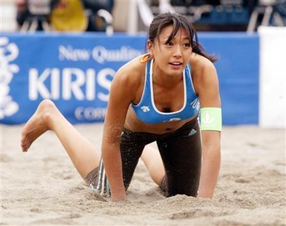 女子ビーチバレー選手達の股間やお尻の食い込みに注目 画像44枚 34