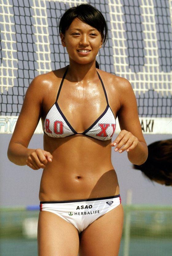 女子ビーチバレー選手達の股間やお尻の食い込みに注目 画像44枚 4