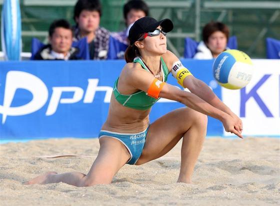 女子ビーチバレー選手達の股間やお尻の食い込みに注目 画像44枚 7