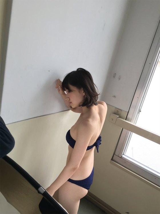 太田夢莉 My Girlの水着姿Dカップ谷間グラビア 画像28枚 28