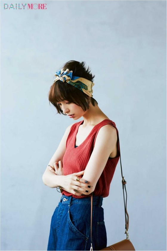 篠田麻里子 インスタで公開した現在のEカップ水着姿 画像10枚 5
