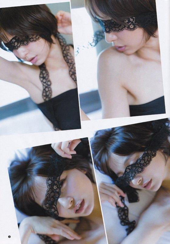 篠田麻里子 インスタで公開した現在のEカップ水着姿 画像10枚 8