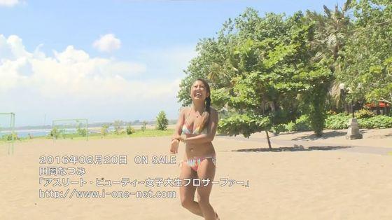 田岡なつみ DVDアスリート・ビューティの日焼け巨乳キャプ 画像30枚 23