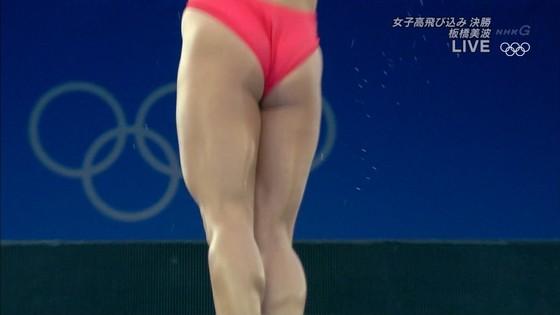 リオ五輪女子飛び込みのお尻&股間食い込みキャプ 画像32枚 10