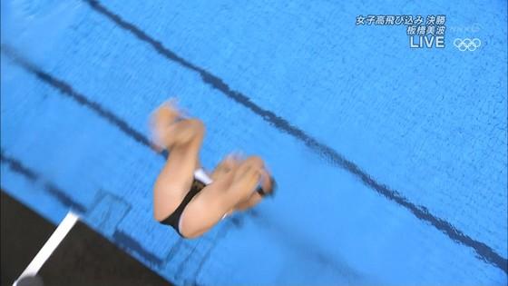 リオ五輪女子飛び込みのお尻&股間食い込みキャプ 画像32枚 11