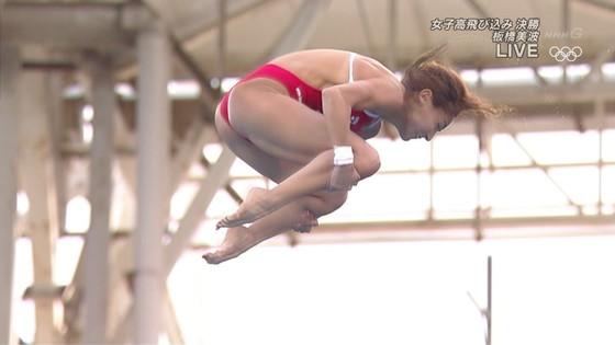 リオ五輪女子飛び込みのお尻&股間食い込みキャプ 画像32枚 4