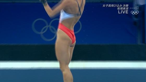リオ五輪女子飛び込みのお尻&股間食い込みキャプ 画像32枚 9