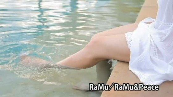 RaMu ヤングアニマルのGカップ爆乳水着グラビア 画像37枚 34