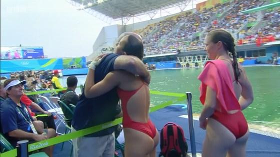 リオ五輪女子飛び込み選手の乳首ポチ&食い込みキャプ 画像32枚 14