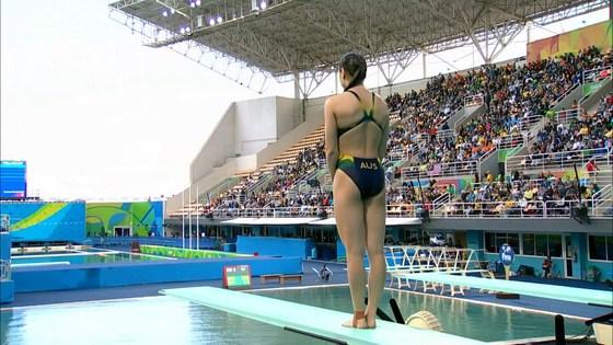 リオ五輪女子飛び込み選手の乳首ポチ&食い込みキャプ 画像32枚 16