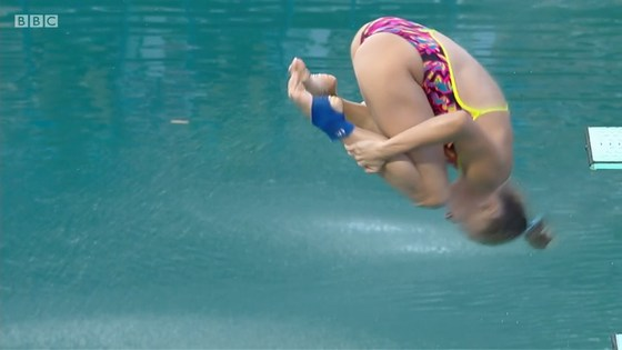 リオ五輪女子飛び込み選手の乳首ポチ&食い込みキャプ 画像32枚 22