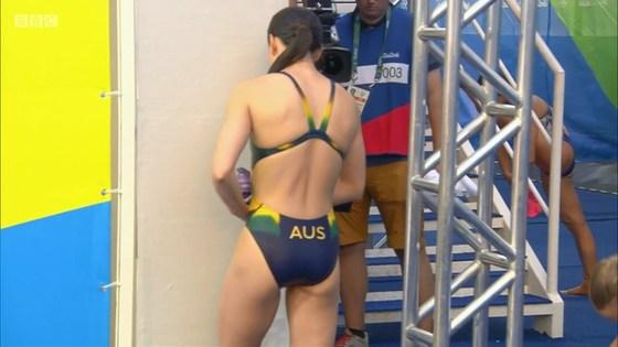 リオ五輪女子飛び込み選手の乳首ポチ&食い込みキャプ 画像32枚 27