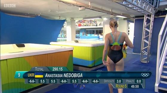 リオ五輪女子飛び込み選手の乳首ポチ&食い込みキャプ 画像32枚 30