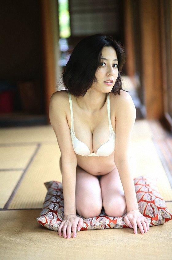 杉本有美 乳首ポチが素晴らしい写真集未公開グラビア 画像29枚 18