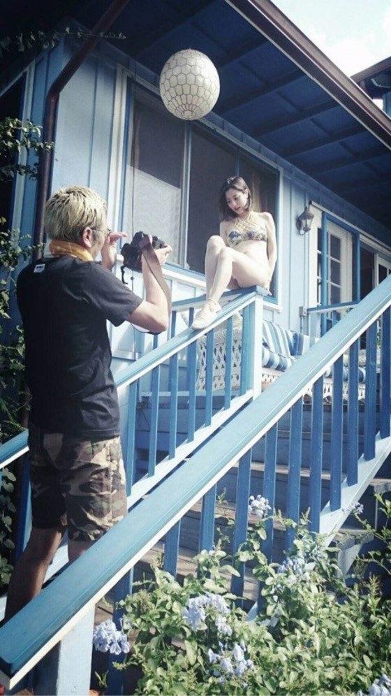 杉本有美 乳首ポチが素晴らしい写真集未公開グラビア 画像29枚 7